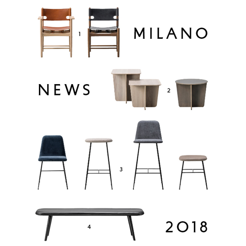 SALONE DEL MOBILE 2018 – NEWS OVERVIEW