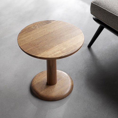 Pon - a new table collection by Jasper Morrison